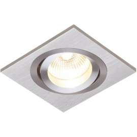 Aluminium Tilt Downlight LED Compatible 9.2cm