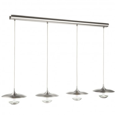 Cluster LED Pendant Bar 101cm