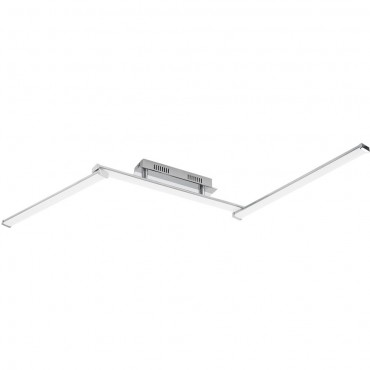 Close-Fit LED Ceiling Light 141cm