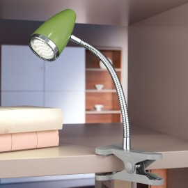 LED Clip-On Desk Lamp 33cm