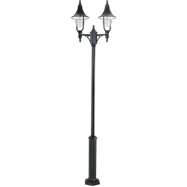 Outdoor Lamp Post 245cm