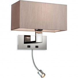 Reading bedside wall lights reading light 275cm mozeypictures Choice Image