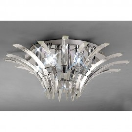 Flush Ceiling Light 63cm