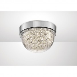 Flush LED Ceiling Light 20cm