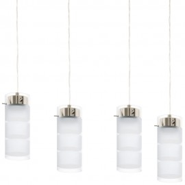 LED Pendant Bar Cluster 90.5cm