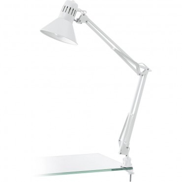 Clip-On Desk Lamp 73cm