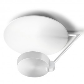 Ibis Close-Fit Ceiling Light 54cm
