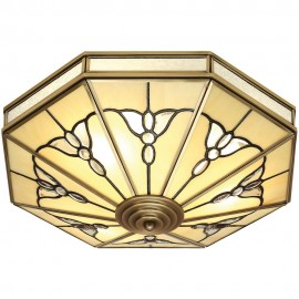 Gladstone Flush Ceiling Light