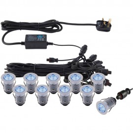 Outdoor LED Ground Light Kit 2.5cm