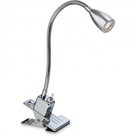 LED Clip-On Desk Lamp 30cm