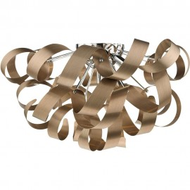 Flush Ceiling Light 60cm