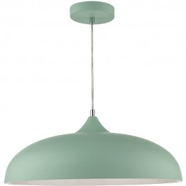 Pendant Light Green 45cm