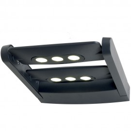 Outdoor PIR LED Secuirty Light 34cm