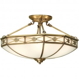 Bannerman Close-Fit Ceiling Light