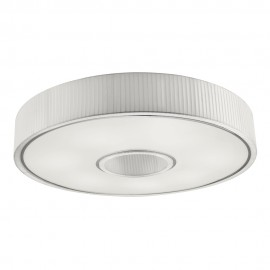 Spin Flush Ceiling Light 45cm