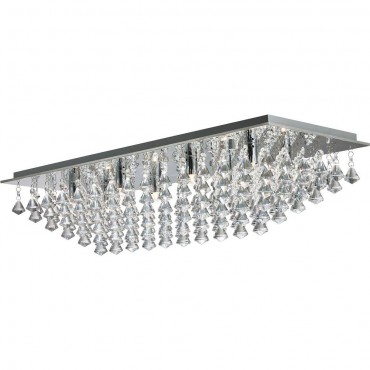 Flush Ceiling Light 33.5cm