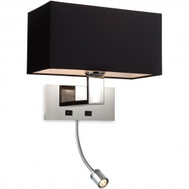 Reading bedside wall lights reading light 275cm mozeypictures Gallery
