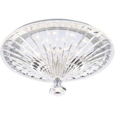 Flush LED Ceiling Light 30cm