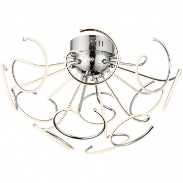 Close-Fit LED Ceiling Light 55cm