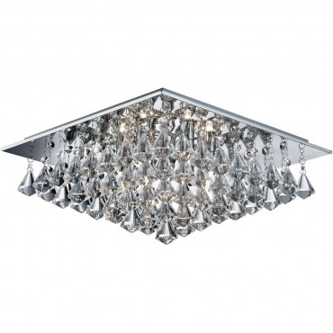 Flush Ceiling Light 44cm