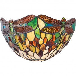Tiffany Wall Light 33cm
