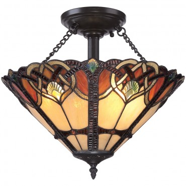 Close-Fit Ceiling Light 40.8cm