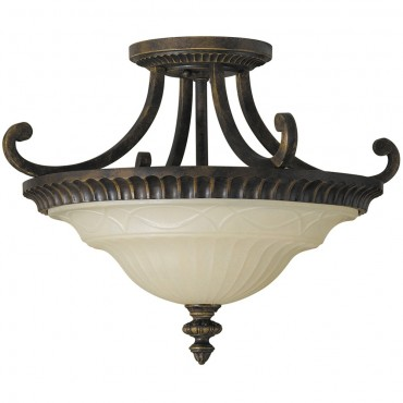 Close-Fit Ceiling Light 43.8cm