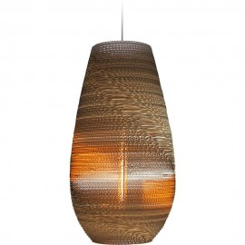Drop Pendant Light 36cm