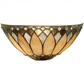 Tiffany Wall Light 33.5cm