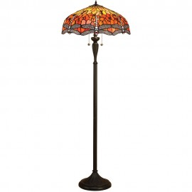 Tiffany Floor Lamp 156cm