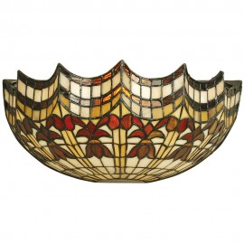 Tiffany Wall Light 36cm