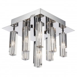 LED Flush Ceiling Light 36cm