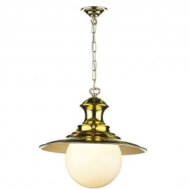Station Pendant Light 37cm