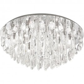 Calaonda Flush Ceiling Light 76cm