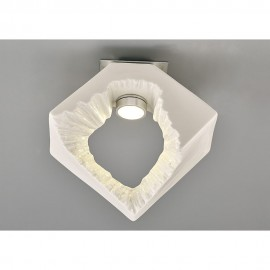 Close-Fit LED Ceiling Light 16.5cm