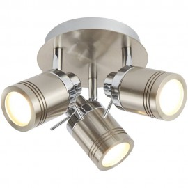 Bathroom LED Spotlight Cluster