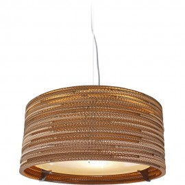 Drum Pendant Light 45cm