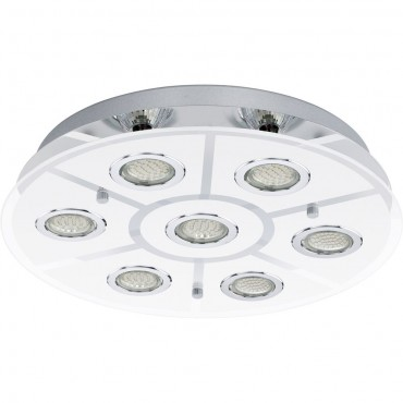 Flush LED Ceiling Light 46cm