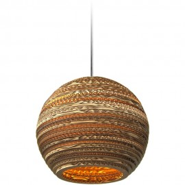 Moon Pendant Light 26cm