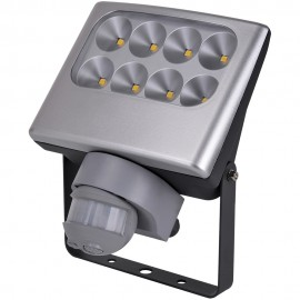 Outdoor PIR LED Security Light 18cm