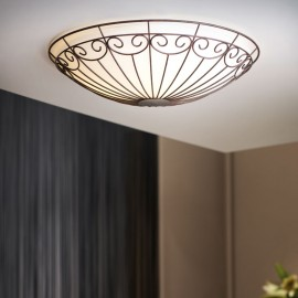 Flush Ceiling Light 45.5cm