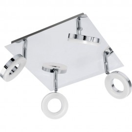Bathroom LED Spotlight Cluster 28cm