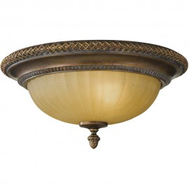 Flush Ceiling Light 34.3cm