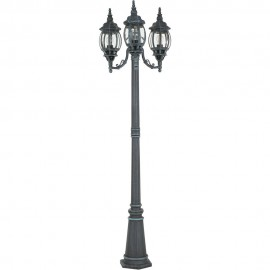 Outdoor Lamp Post 213cm