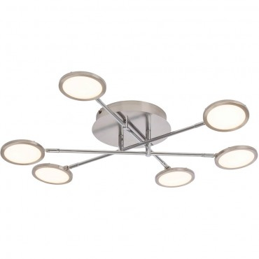 Close-Fit LED Ceiling Light 60cm