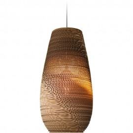 Drop Pendant Light 25cm
