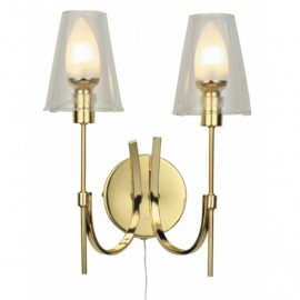 Cherbourg PB Wall Light