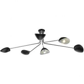 Close-Fit Ceiling Light 150cm