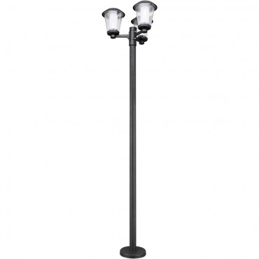 Outdoor LED Lamp Post 191cm