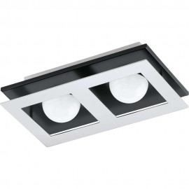 LED Flush Ceiling Light 25.5cm